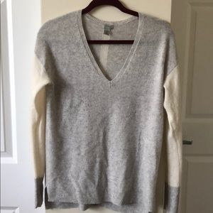 Halogen Cashmere Sweater, loved